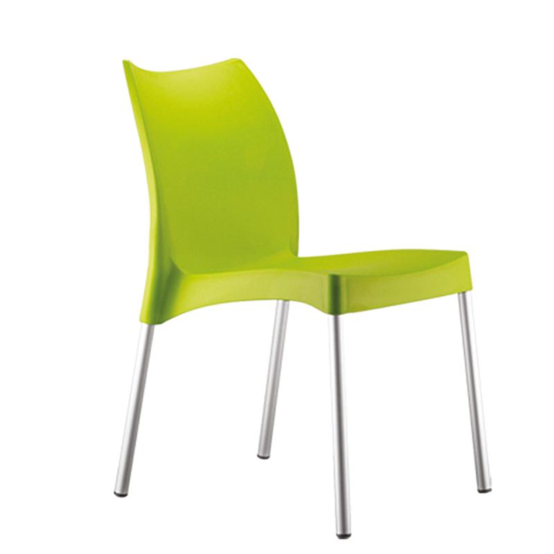 صندلی رستورانی پلاستیکی 443