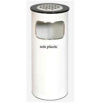 سطل زباله اداری جاسیگاری دار