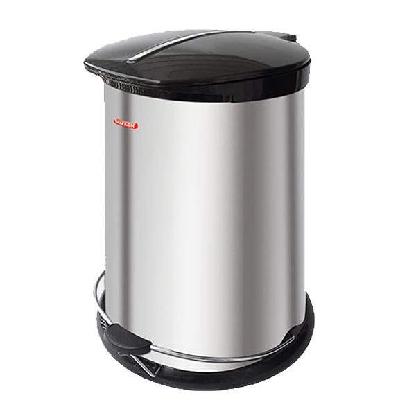 سطل زباله اداری | سطل زباله استیل