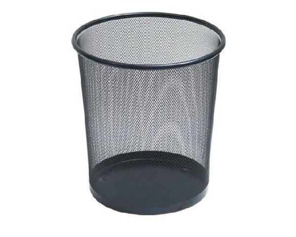 سطل زباله فلزی توری بزرگ