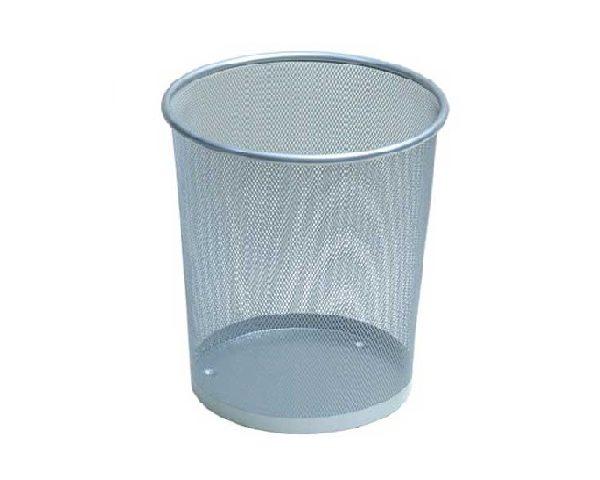 سطل زباله فلزی توری کوچک