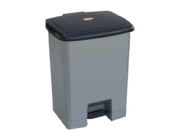 سطل زباله پلاستیکی اداری- پدالی