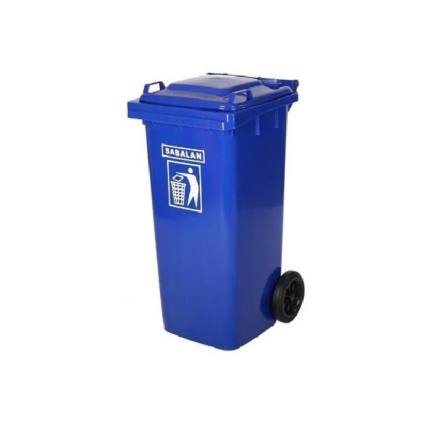 سطل زباله پلاستیکی 100 لیتری
