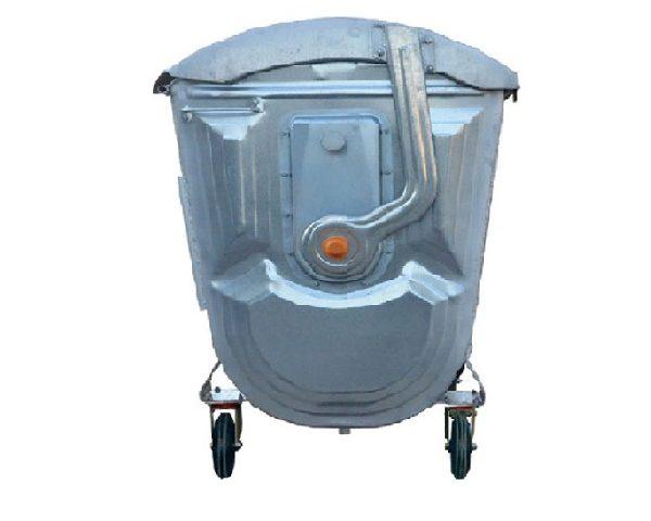 سطل زباله گالوانیزه 770 لیتری
